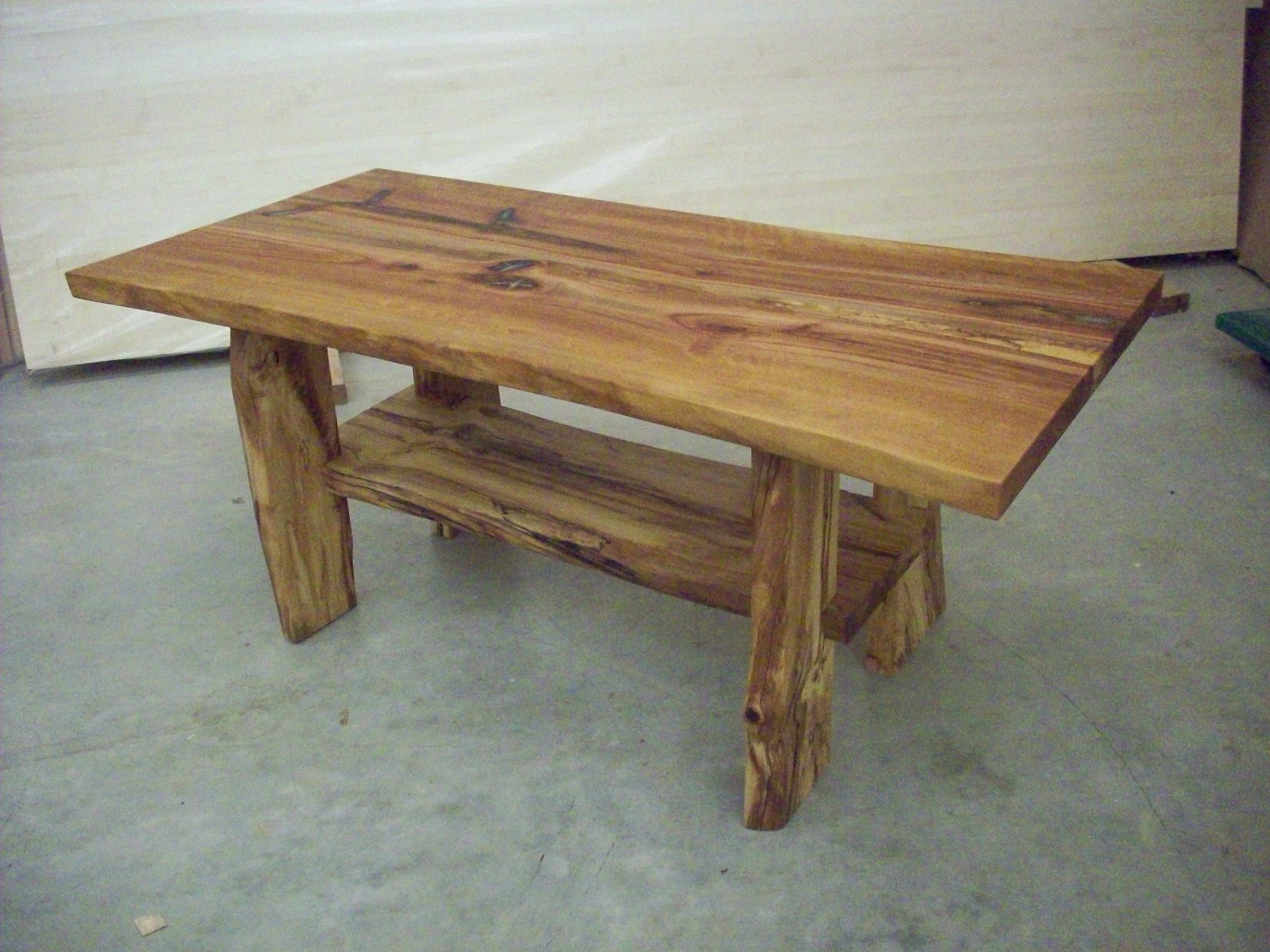 Northwest Rustic Coffee Table