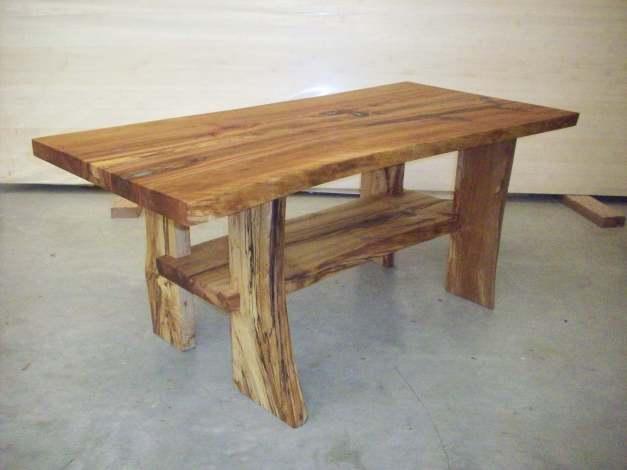 Northwest Rustic Coffee Table